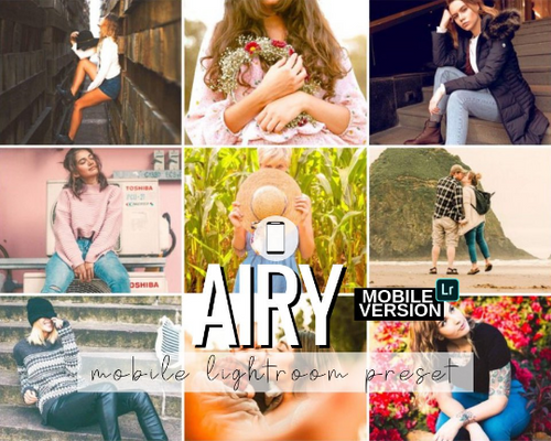 Airy Mobile Preset