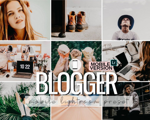 Blogger Mobile Preset