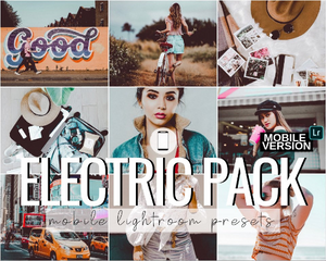 Electric Mobile Presets - 3 Pack