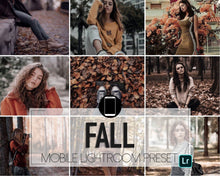 Load image into Gallery viewer, Fall Mobile Preset