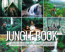 Load image into Gallery viewer, Jungle Book Mobile Preset