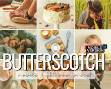 Load image into Gallery viewer, Butterscotch Mobile Preset