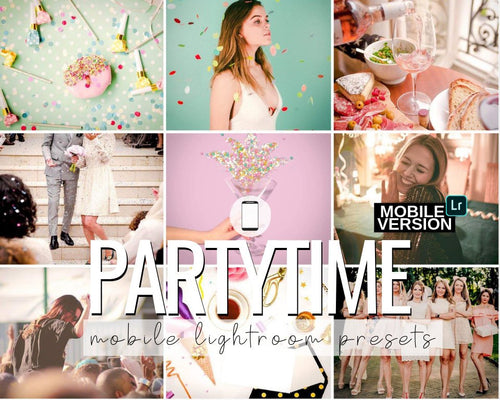 Partytime Mobile Preset