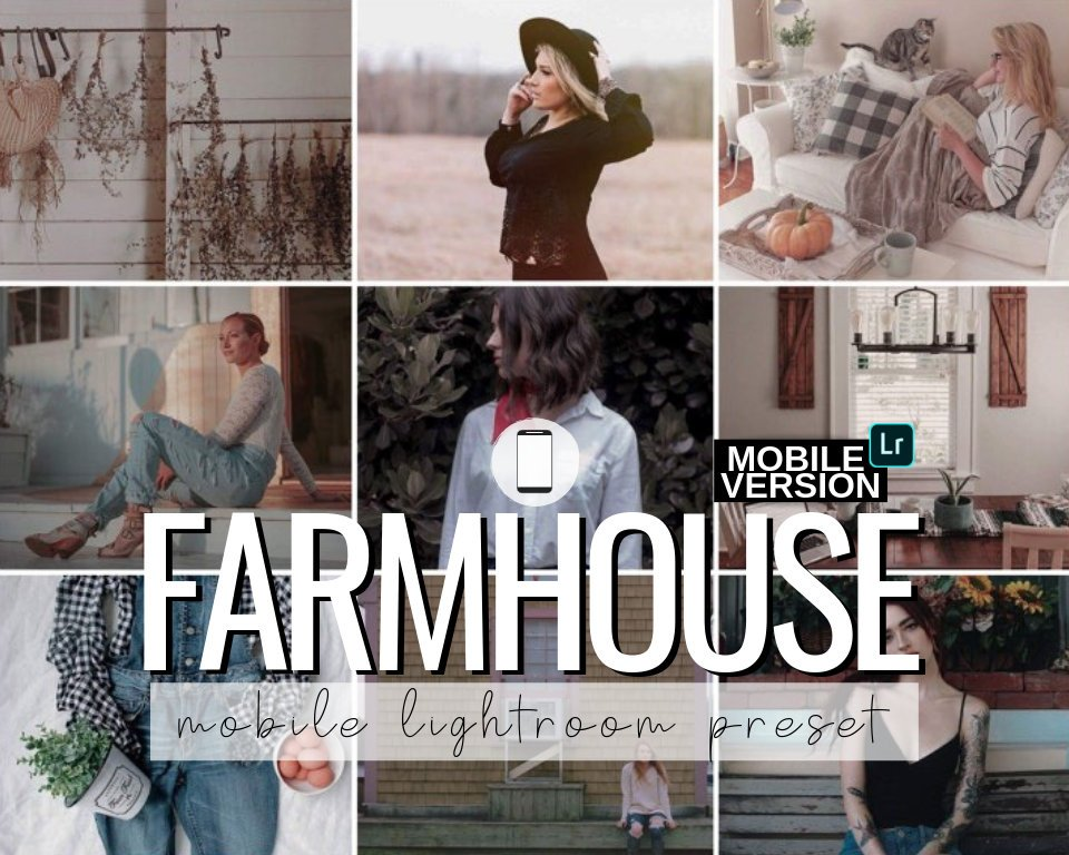 Farmhouse Mobile Preset