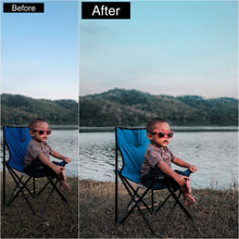 Load image into Gallery viewer, Stars & Stripes Mobile Presets - 4 Pack