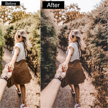 Load image into Gallery viewer, Coconut Mobile Presets - 4 Pack