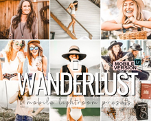 Load image into Gallery viewer, Wanderlust Mobile Presets - 5 Pack