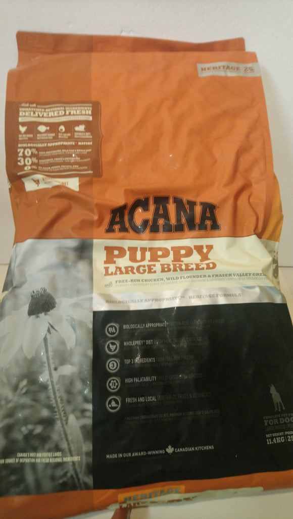 Acana Large Breed Puppy