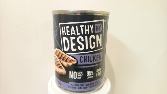 Healthy By Design Chicken Dog Can 13.2oz