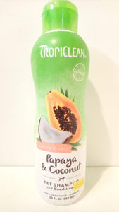 Tropiclean Luxury 2-in-1 Shampoo 592mL
