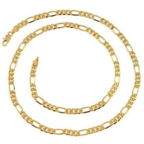 "20"" Chain Link Necklace 5mm"