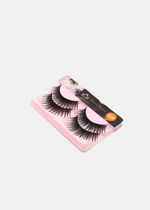 2 Pair Fake Eyelashes Kit- 029