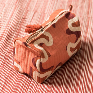 Trousse de toilette Leaves - Heimstone