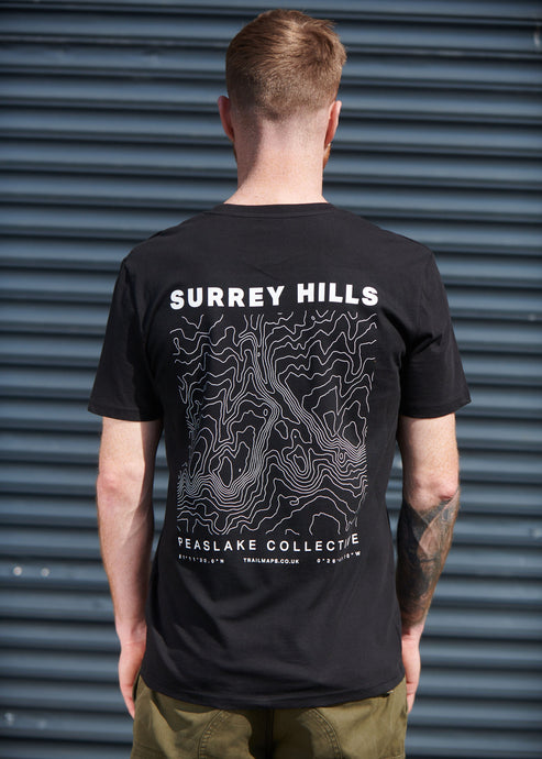 Surrey Hills Peaslake Collective T-Shirt