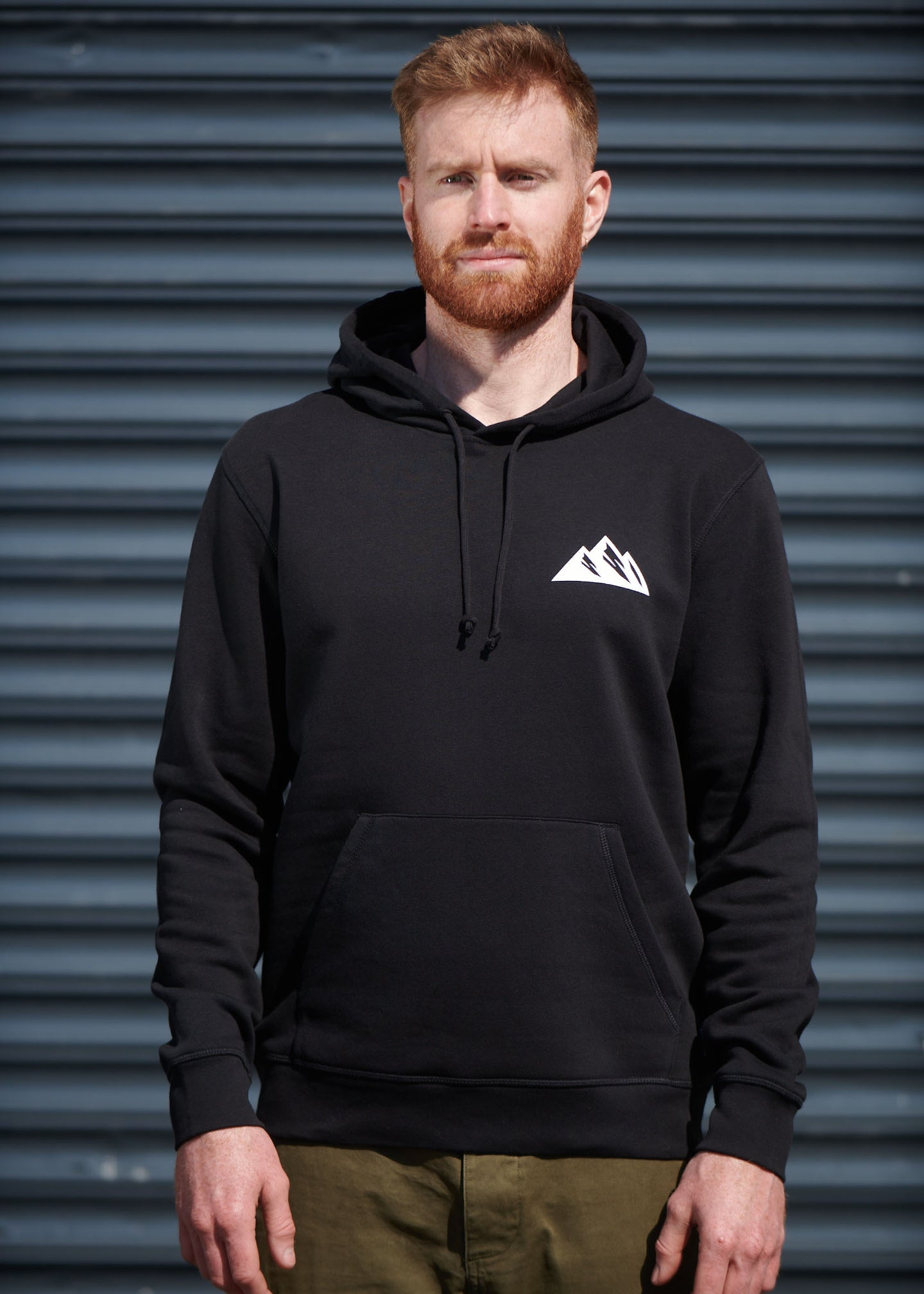 Mountain Logo Hoody
