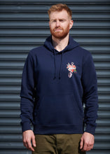 Load image into Gallery viewer, Loam Love Hoody Navy