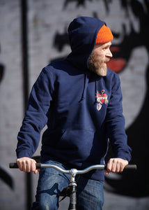 Loam Love Hoody Navy