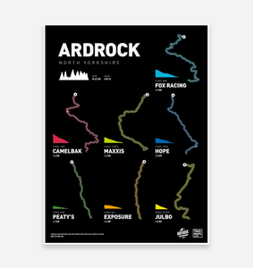 Ardrock Enduro 2018 - TrailMaps.co.uk