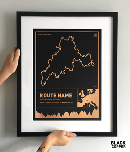 Design your own Trail Map - TrailMaps.co.uk