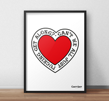 Load image into Gallery viewer, 'Can't We All Just Get Along' Art Print