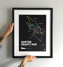Load image into Gallery viewer, Gawton Gravity Hub Art Print