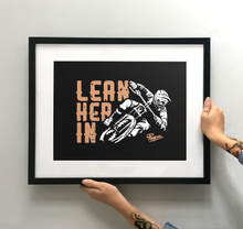 Load image into Gallery viewer, 'Lean Her In' Art Print - TrailMaps.co.uk