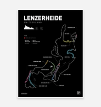 Load image into Gallery viewer, Lenzerheide World Cup XCO - TrailMaps.co.uk