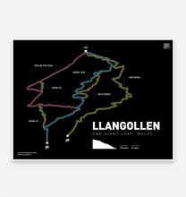 Load image into Gallery viewer, Llangollen Art Print
