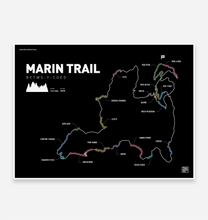 Load image into Gallery viewer, Marin Trail (Gwydir Mawr) Art Print