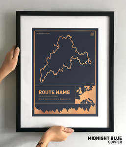 Design Your Own Trail Map
