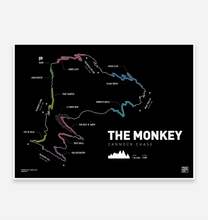 Load image into Gallery viewer, The Monkey Trail Art Print