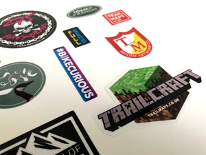 Sticker Bomb Pack - TrailMaps.co.uk