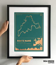 Load image into Gallery viewer, Design Your Own Trail Map - TrailMaps.co.uk