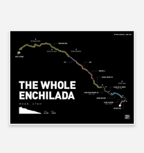 Load image into Gallery viewer, The Whole Enchilada Art Print - TrailMaps.co.uk