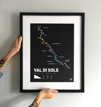 Load image into Gallery viewer, Val Di Sole World Cup Art Print