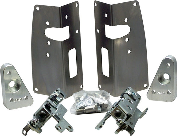1953-1956 Ford F-100 Truck Door Latches - Altman Easy Latches