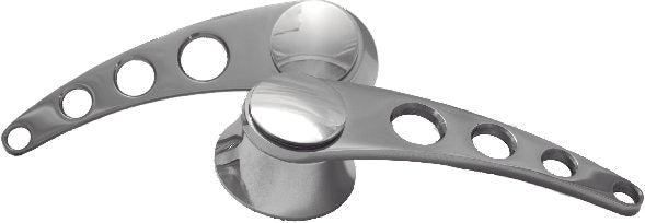 Salt Flat Series Door Handles and Window Cranks