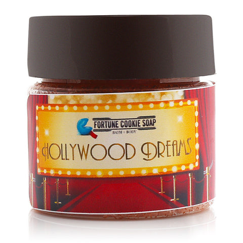 HOLLYWOOD DREAMS Talkin' Smack Lip Scrub - Fortune Cookie Soap