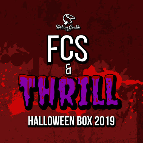 FCS & THRILL 2019 Halloween Box