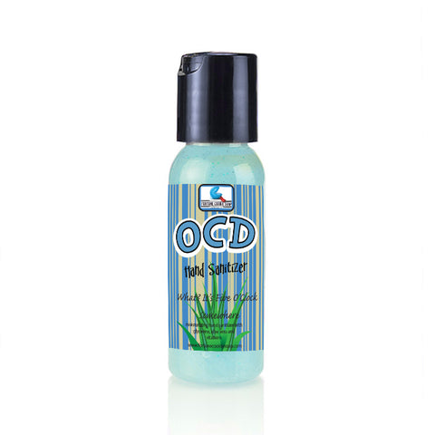 What? It's Five O'Clock Somewhere! OCD Hand Sanitizer - Fortune Cookie Soap