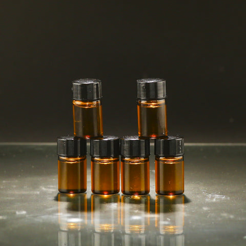 THE FORCE BOX COLLECTION Perfume Oil Sampler Set