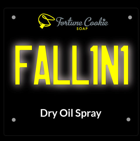 FALL1N1 Dry Oil Spray