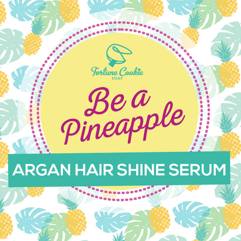 BE A PINEAPPLE Hair Shine Serum