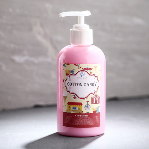 COTTON CANDY Liquid Conditioner - Fortune Cookie Soap