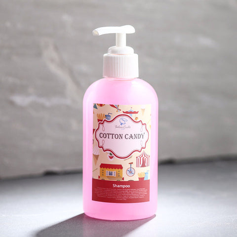 COTTON CANDY Liquid Shampoo - Fortune Cookie Soap