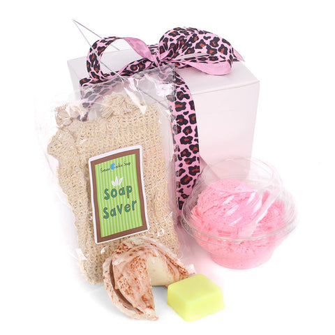 Diva Darling Gift Set - Fortune Cookie Soap