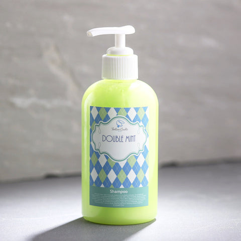 DOUBLE MINT Liquid Shampoo - Fortune Cookie Soap