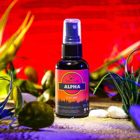 ALPHA Body Spray
