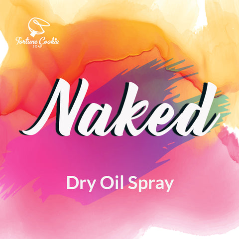 NAKED Dry Oil Spray