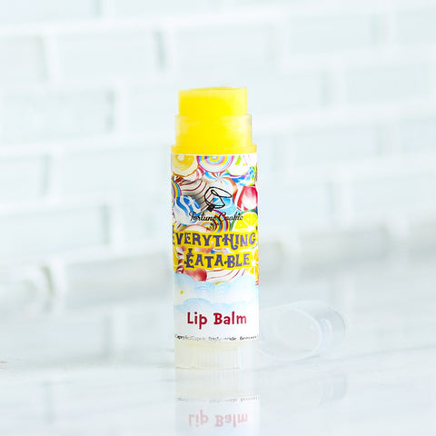 EVERYTHING'S EATABLE Lip Balm - Fortune Cookie Soap